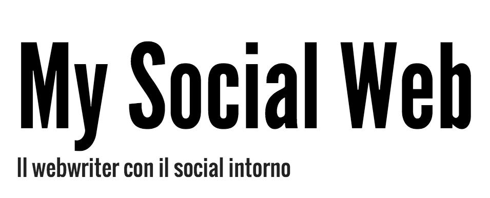 my social web